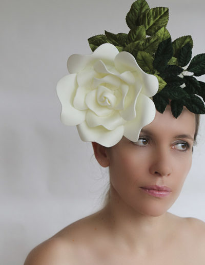 whitefoamrose